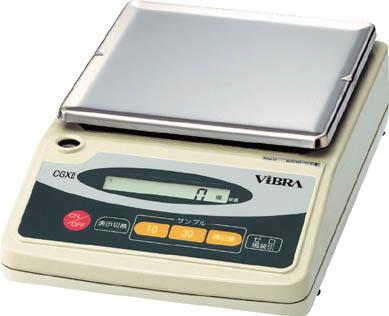ViBRA カウンテイングスケール 12kg(1台) CGX212K 2730481