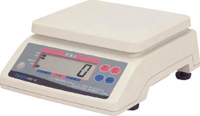 ヤマト デジタル式上皿自動はかり UDS-1VN(検定外品) 3kg(1台) UDSIVN3 3261085