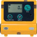 新コスモス 装着型一酸化炭素濃度計(1個) XC2200 3337961