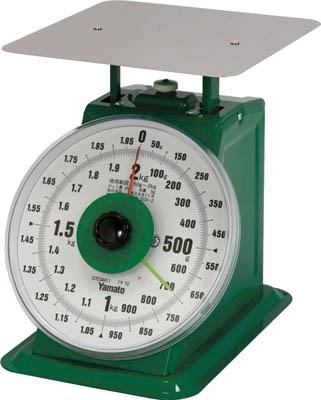 ヤマト 置き針付上皿はかり JSDX-2(2kg)(1台) JSDX2 3360555