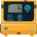新コスモス 装着型酸素、硫化水素検知器(1個) XOS2200 3380696