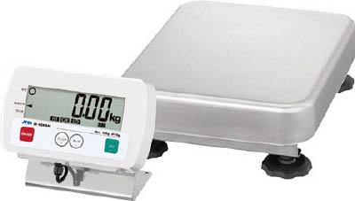 A&D 防水型デジタル台はかり 150kg/20g(1台) SE150KBM 3651002