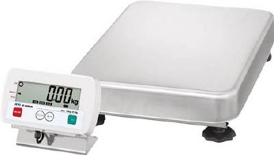 A&D 防水型デジタル台はかり 60kg/10g(1台) SE60KBL 3651053