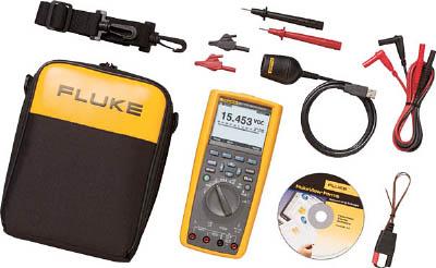 FLUKE デジタルマルチメーター287/FVF標準付属品(1台) 287FVF 7657421