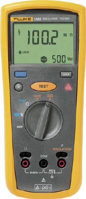 FLUKE デジタル絶縁抵抗計(2レンジ)(1台) 1503 7693150