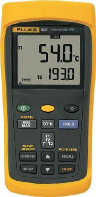 FLUKE 温度計(ロガー機能付・2チャンネル)(1台) 542B 7693320
