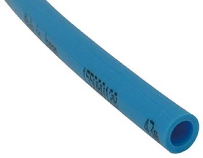 チヨダ TEタッチチューブ 12mm/100m ライトブルー(1巻) TE12100LB 4918037