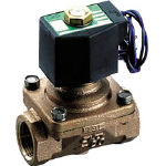 CKD パイロットキック式2ポート電磁弁(マルチレックスバルブ)(1台) APK1115AC4AAC100V 1103911