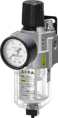 TRUSCO FRLコンパクトユニット 同軸型口径 Rc1/4(1個) TP25TOGB8 2549654