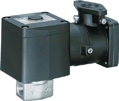 CKD 直動式 防爆形2ポート弁 ABシリーズ(空気・水用)(1台) AB41E403503TAC200V 3768112