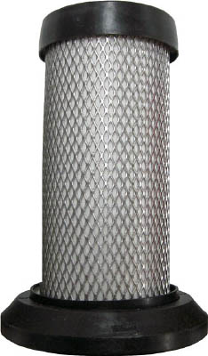 日本精器 高性能エアフィルタ用エレメント1ミクロン(TN5用)(1本) TN5E728 4399188