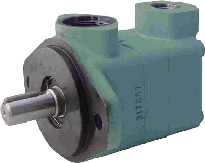 ダイキン 小型中圧ベーンポンプ(1個) DE101R10 7636369