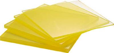 TRUSCO ウレタンゴム 板 サイズ500X500 厚み15(1枚) OUS1505 2899388