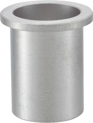 TRUSCO クリンプナット平頭ステンレス 板厚2.5 M4X0.7 100入(1箱) TBN5M15SSC 3006361