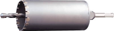 ユニカ ESコアドリル ALC用100mm SDSシャンク(1本) ESA100SDS 4168241