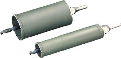 ユニカ ESコアドリル 複合材用 70mm ストレートシャンク(1本) ESF70ST 4168364