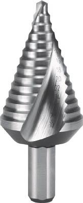 RUKO 2枚刃スパイラルステップドリル 30mm 短尺(1本) 101063 4863623