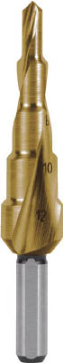 RUKO RUKO 2枚刃スパイラルステップドリル 28mm 28mm チタン(1本) 7659881 101058T 7659881, 浜坂町:9165f165 --- sunward.msk.ru