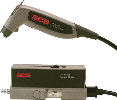 SCS イオナイズドエアーガン 980(1台) 980SCS 1631560