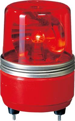 パトライト SKH-EA型 小型回転灯 Φ100 赤(1台) SKH200EA 1004719