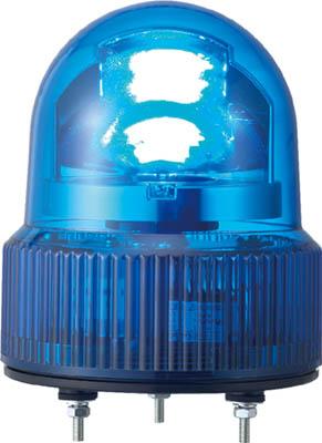 パトライト SKHE型 LED回転灯 Φ118 オールプラスチックタイプ(1台) SKHE24B 3240029