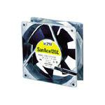 SanACE 長寿命ファン(120×38mm DC12V-リード線仕様)(1台) 109L1212H102 4707834
