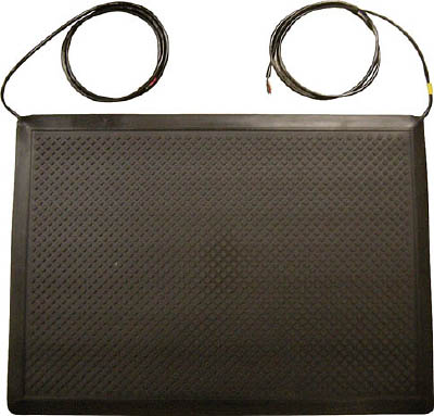 東京センサ マットスイッチ 700X1000mm 右上、左上スイッチ(1枚) MS1074W 4799151