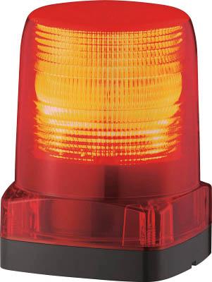 パトライト LEDフラッシュ表字灯(1台) LFH24R 7514531