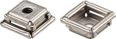 パンドウイット 2方向挿入タイプ ステンレス固定具 MTM2HQ 4962010