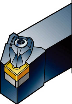 【代引不可】サンドビック コロターンRC ネガチップ用シャンクバイト(1個) DCLNL3232P19 6069100