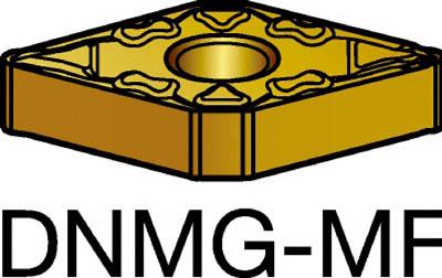 サンドビック T-Max P 旋削用ネガ・チップ 2025(10個) DNMG150408MF 1311654