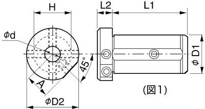 京セラ 内径加工用ホルダ(1個) SHC204070 1429698