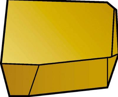 サンドビック フライスカッター用ワイパーチップ HM(10個) SPEX1203EDR1 1565346