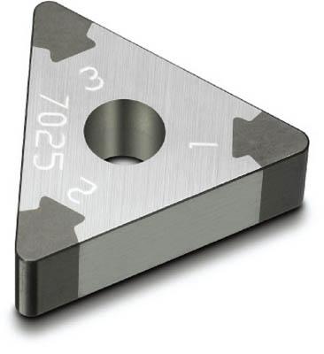 最高級のスーパー 3394727:イチネンネット T-Max 旋削用CBNチップ サンドビック TNGA160404S01030A 7025(5個)-DIY・工具