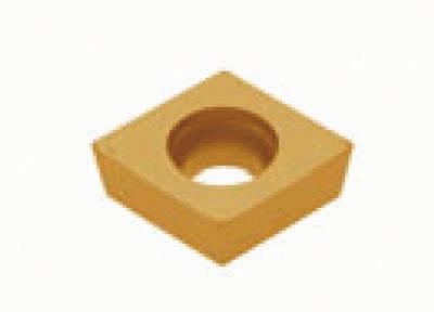 タンガロイ 旋削用G級ポジTACチップ 超硬(10個) CCGW09T304 3453324