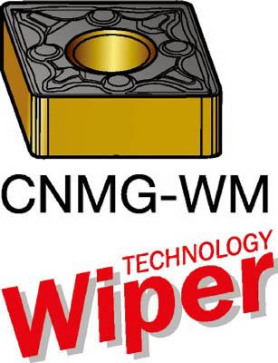 サンドビック T-Max P 旋削用ネガ・チップ 4235(10個) CNMG120412WM 3391841