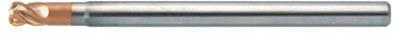 ユニオンツール 超硬エンドミル ラジアス φ8×コーナR1(1本) HRRS40801024 3628485