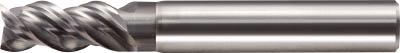 ユニオンツール 超硬エンドミル ロングネックスクエア φ4有効長12(1本) DLCAZS3040120 3948510