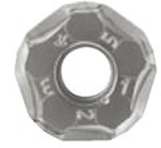 京セラ ミーリング用チップ PR1225 PVDコーティング(10個) PNEU1205ANERGL 3978117