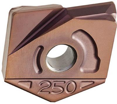 日立ツール カッタ用チップ ZCFW100-R3.0  PCA12M(2個) ZCFW100R3.0 4297571