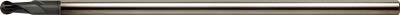 UT超硬EMロングネックボール R3×有効長40(1本) DCLB20600400 4304357