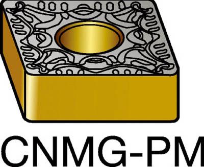 サンドビック T-Max P 旋削用ネガ・チップ 4235(10個) CNMG190608PM 3391981