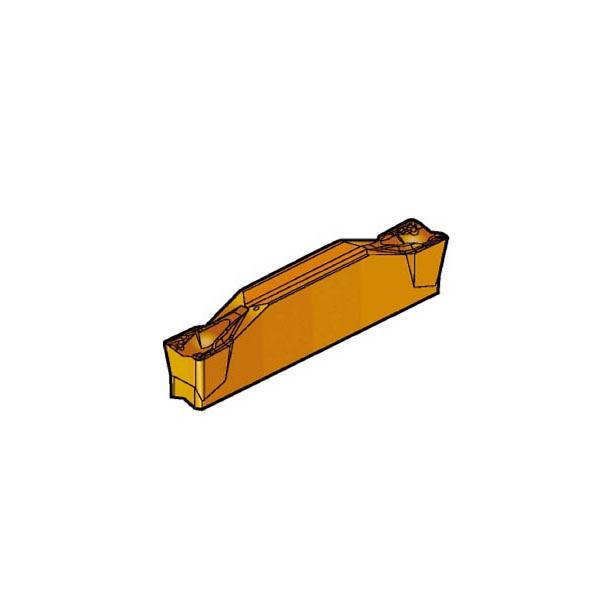 【代引不可】サンドビック コロカット2 突切り・溝入れチップ H13A(10個) N123J205000004TF 6080511