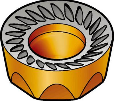 【代引不可】サンドビック コロミル200用チップ 4240(10個) RCKT2006M0PM 6009701