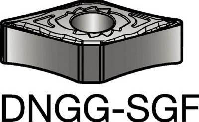 【代引不可】サンドビック T-Max P 旋削用ネガ・チップ 1105(10個) DNGG150408SGF 6049621