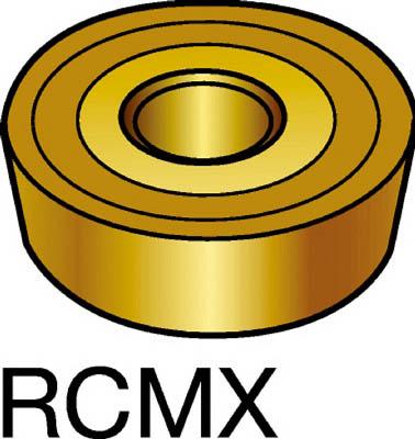 サンドビック T-Max P 旋削用ポジ・チップ S05F(10個) RCMX120400E 6105840