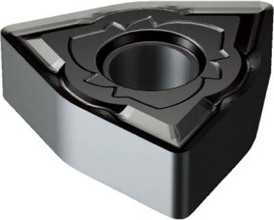 サンドビック T-Max P 旋削用ネガ・チップ 1105(10個) WNMG080408SM 6059040