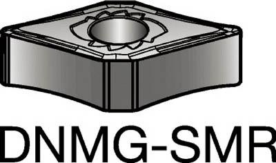 【代引不可】サンドビック T-Max P 旋削用ネガ・チップ(10個) DNMG150408SMR 6049711