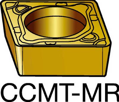 サンドビック コロターン107 旋削用ポジ・チップ 2035(10個) CCMT09T308MR 6095399