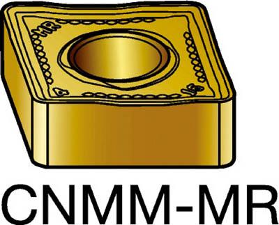 サンドビック T-Max P 旋削用ネガ・チップ 2025(5個) CNMM250924MR 6095992